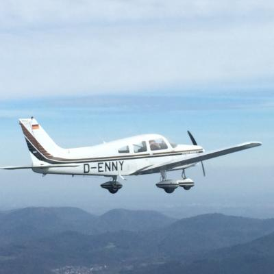 Piper Warrior PA 28-161 (D-ENNY)